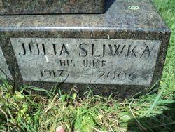 Julia <I>Sliwka</I> Davoy