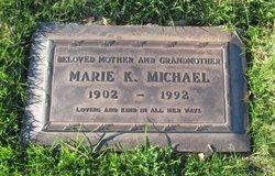 Marie Katherine <I>Brockamp</I> Michael