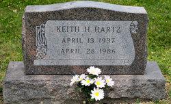 "Keith H ""Tom"" Hartz"