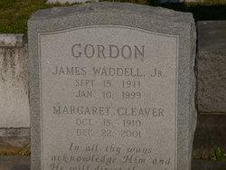 """Margaret """"Mugs"""" <I>Cleaver</I> Gordon"""