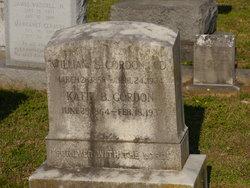 Dr William St. Clair Gordon