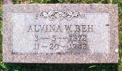 Alvina <I>Wiese</I> Beh