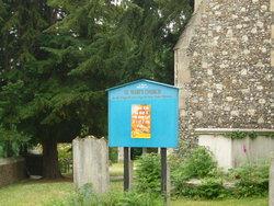 St Mary the Less Churchyard