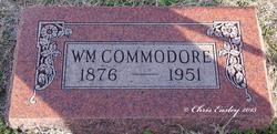 William Comodore Hudson