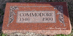 Commodore Perry Hudson
