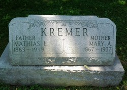 Mathias L Kremer