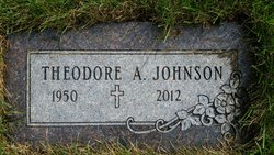 """Theodore A. """"Ted"""" Johnson"""