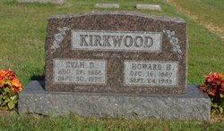 Evah Delma <I>DeShaw</I> Kirkwood