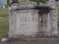 Mary Jane <I>Cardwell</I> Allison