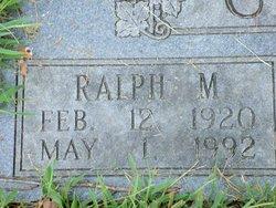 Ralph M. Corshia, Sr