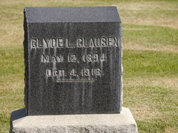 PVT Clyde Lawrence Clausen