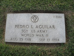 Pedro L Aguilar