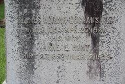 Dr James Adrian Goggans, MD