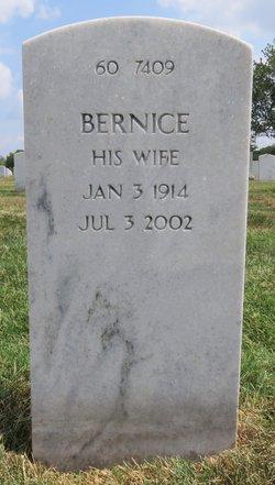 Bernice Siebern
