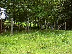 Abraham Cross Cemetery