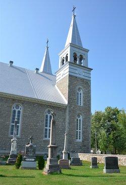 Saint-Cuthbert Cemetery