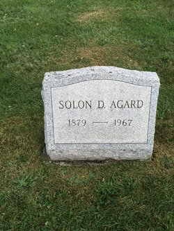 Solon Dyer Agard