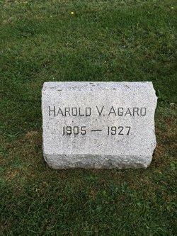 Harold V Agard
