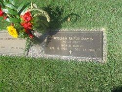 "William Rufus ""Bill"" Davis"