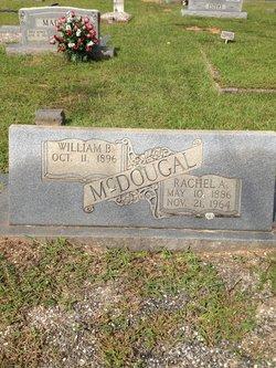 William B McDougal