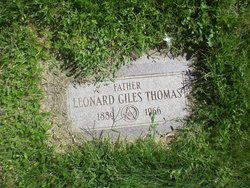 Leonard G Thomas