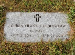 Reuben Frank Calderwood
