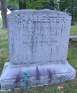 Lillian A. McAllester