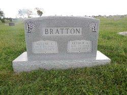 Allene <I>Cochran</I> Bratton