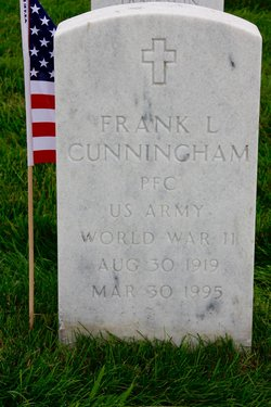 Frank Lawrence 'Lawrence' Cunningham