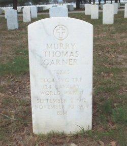 Murry Thomas Garner