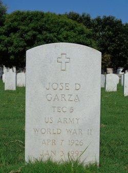Jose D Garza