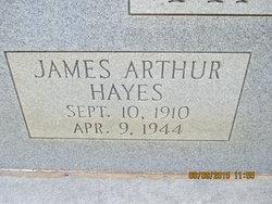 James Arthur Hayes (1909-1944) - Find A Grave Memorial