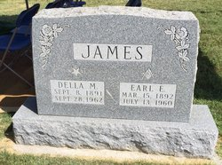 Earl E James