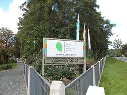 Wilhelm Ostwald Park