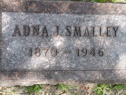 "Adna Judson ""A J"" Smalley"