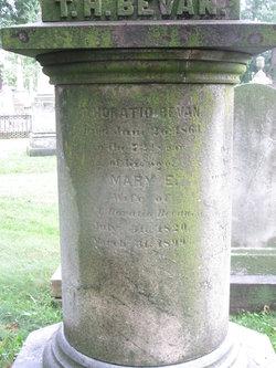 Mary E Bevan