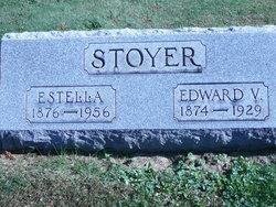 Edward V Stoyer