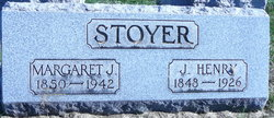 J Henry Stoyer