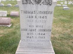 Thomas Francis Johnson
