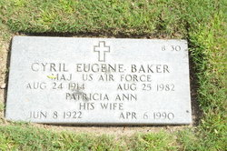 Cyril Eugene Baker