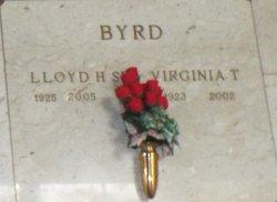 Lloyd Harvey Byrd, Sr