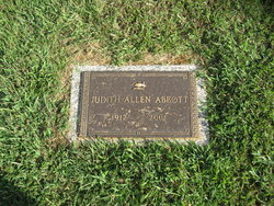 Judith Lee <I>Allen</I> Abbott