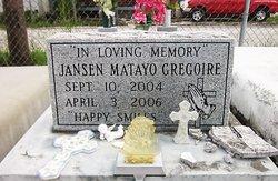 Jansen Matayo Gregoire