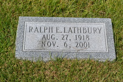 Ralph Elliott Lathbury