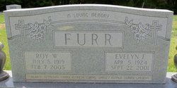 Evelyn Beatrice <I>Fink</I> Furr