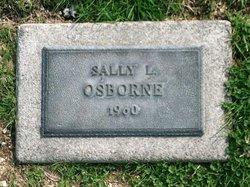 Sally Louise Osborne