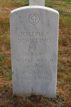 Joseph F Schilling