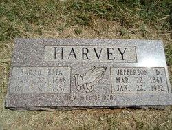 Jefferson Davis Harvey