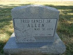 Fred Ernest Allen Jr.
