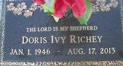Doris Helen <I>Ivy</I> Richey
